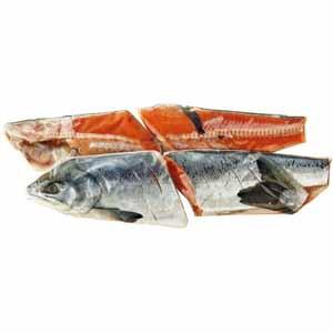 北海道 日高産 「漁吉丸」の秋鮭(甘塩仕立て) 【冬ギフト・お歳暮】