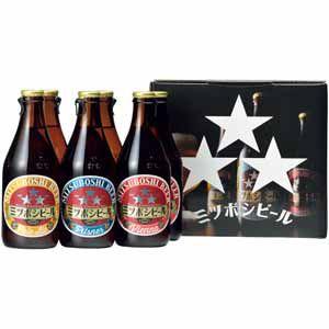 ミツボシビール 飲みくらべ6本セット 【冬ギフト・お歳暮】 [MMB-6A]