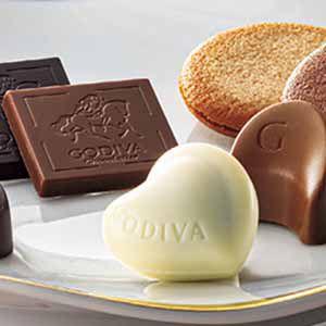 ゴディバ クッキー&チョコレートアソートメント 8枚&21粒 【冬ギフト・お歳暮】 [GCC-50]