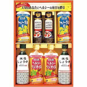 日清キャノーラ油&正田醤油バラエティギフト 【冬ギフト・お歳暮】 [DB-40]