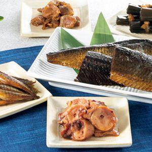 函館 山久タカハシ食品 函館小鉢 和惣菜と甘露煮セット 【冬ギフト・お歳暮】