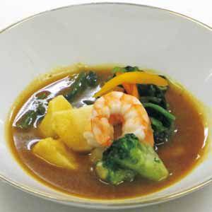 徳島 吟月 海鮮スープカレー2種セット 【冬ギフト・お歳暮】