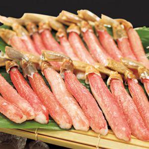 生ずわいがに棒肉(しゃぶしゃぶ) 【冬ギフト・お歳暮】