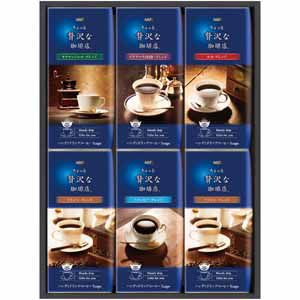 AGFギフト ちょっと贅沢な珈琲店ドリップコーヒーギフト 【冬ギフト・お歳暮】 [ZD-30J]
