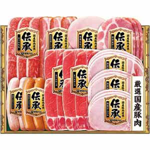 伊藤ハム 国産豚肉使用「伝承」 【冬ギフト・お歳暮】 [DKS-55]