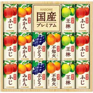 カゴメ 国産フルーツジュースギフト 【冬ギフト・お歳暮】 [KT-30L]