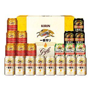 キリンビール 一番搾り4種飲みくらべセット 【冬ギフト・お歳暮】 [K-IPFT5]