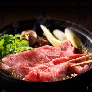 三重県産 松阪牛すきやきセット 390g【おいしいお取り寄せ】