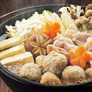 純系名古屋コーチン鶏すき鍋セット 【冬ギフト・お歳暮】