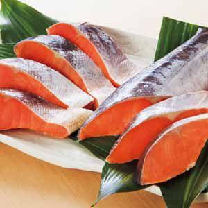 海洋 ロシア産 塩紅鮭切身(甘塩味) 【冬ギフト・お歳暮】