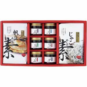 宝食品 佃煮・ご飯の素詰合せ 【冬ギフト・お歳暮】 [MUW-K]