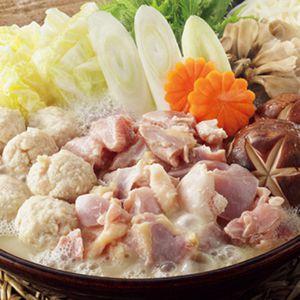 秋田県産比内地鶏 白湯鍋セット 【冬ギフト・お歳暮】
