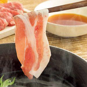 島根県産 豚肉しゃぶしゃぶセット 【冬ギフト・お歳暮】