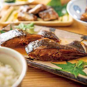 北海道ぎょれん 骨までやわらか。パクパク煮魚詰合せ(4味8種) 【冬ギフト・お歳暮】