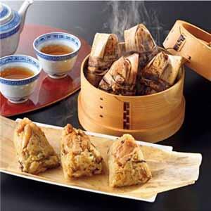 赤鶏さつま中華ちまきセット 24個 [N507]【おいしいお取り寄せ】