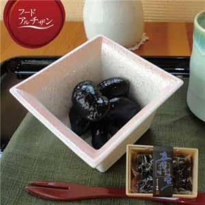 奥久慈屋吉餅 常陸大黒煮豆 200g【フードアルチザン】