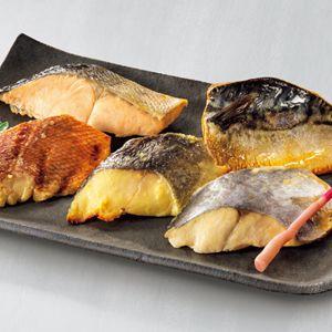 丸市食品 レンジで簡単 焼魚味くらべ 【冬ギフト・お歳暮】