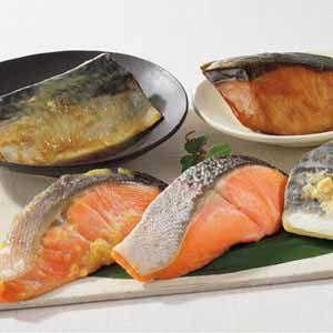丸市食品 レンジで簡単 国産鮮魚の煮魚・焼魚詰合せ 【冬ギフト・お歳暮】