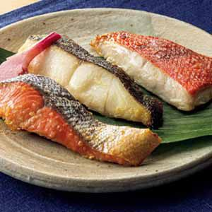 ファーストデリカ 信州の味噌と酒粕の漬魚詰合せ(10種10切) 【冬ギフト・お歳暮】