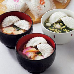 加賀生麩処 茶庵 お吸物最中 12個入 【冬ギフト・お歳暮】