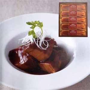 ローマイヤ 豚角煮5本入 [192-552]【おいしいお取り寄せ】