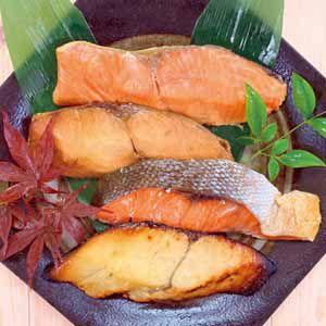 味の浜藤 老舗の味と技 焼魚詰合せ (4種8切) 【冬ギフト・お歳暮】
