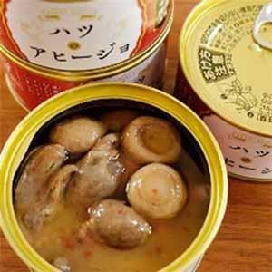 青森県産五穀味鶏使用 ハツのアヒージョ 155g×4缶【おいしいお取り寄せ】