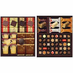 メリーチョコレート スイートセレクション(2段詰) 【冬ギフト・お歳暮】 [SWC-G]