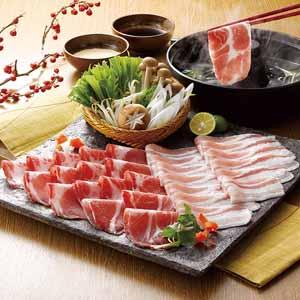 イベリコ豚しゃぶしゃぶ肉【2〜3人前】【イオンのおせち】