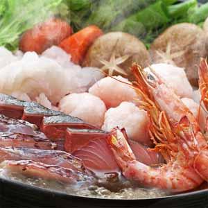 海鮮寄せ鍋セット【2〜3人前】【イオンのおせち】