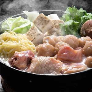 冠地どり鶏白湯鍋セット【2〜3人前】【イオンのおせち】
