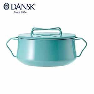 ダンスク コベンスタイル両手鍋 ティール (R2075)