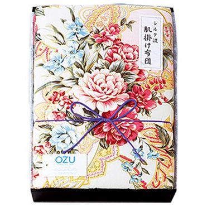 OZU シルク混肌布団/ピンク 【年間ギフト】 [OZF-501-P]