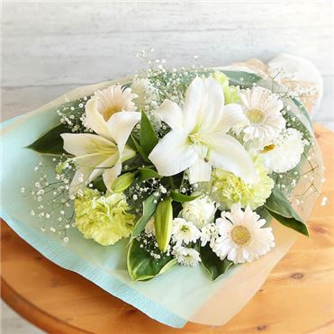 お供え花束「やすらぎ」【年間ギフト】