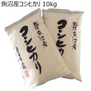 魚沼産コシヒカリ 10キログラム (L4845) 【サクワ】【直送】