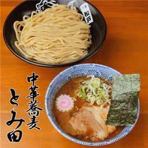 【中華蕎麦とみ田】つけそば 5食入り (81999) 【サクワ】【直送】