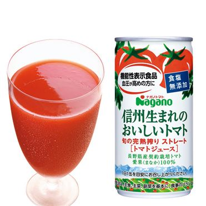 信州産トマトの100%ジュース 30缶 (L1176) 【サクワ】