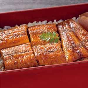 九州産うなぎの蒲焼 はねだし 80グラム×4袋 (L5620) 【サクワ】