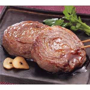 黒毛和牛のロールステーキ 8個×2袋 (L5657) 【サクワ】