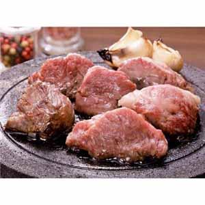 神戸牛ひとくちカットステーキ 200グラム×2袋 (L5659) 【サクワ】