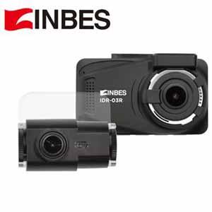 フルハイビジョン ドライブレコーダー 前後2カメラ [IDR-03R] (R4006)