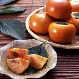 奈良県産 西吉野の富有柿2キログラム (L5931) 【サクワ】 【直送】