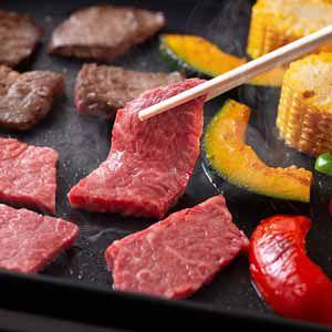 MeatDiningきた川 牛侍 熊野牛焼肉用6部位食べ比べ450g 【冬ギフト・お歳暮】