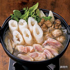 【比内地鶏】きりたんぽ鍋セット(L5943)【サクワ】【直送】