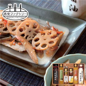 美食ファクトリー 厳選 こだわり調味料ギフト【贈りものカタログ】