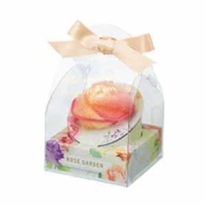 西川 ローズガーデン タオルギフト1個入り オレンジ【贈りものカタログ】