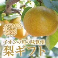 産地直送 イオンの旬の味覚便 梨ギフト